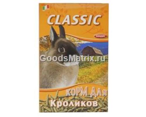 Корм для кроликов ТМ Fiory (Фиори) Classic, в гранулах, 680 г