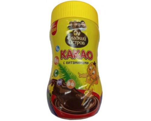 Какао Сладкий остров, 300 г