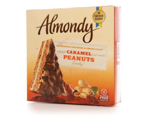Торт Caramel Peanuts замороженный TM Almondy (Алмонди)