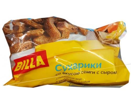 Сухарики Billa (Билла) со вкусом семги с сыром, 40 г