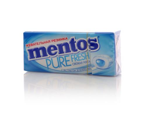 Жевательная резинка Свежая мята ТМ Mentos (Ментос)