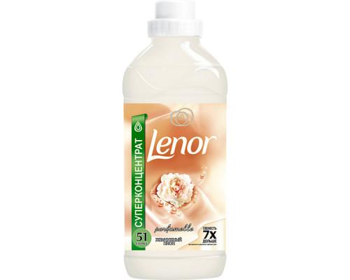 Кондиционер для белья Lenor Жемчужный пион, 1,8 л