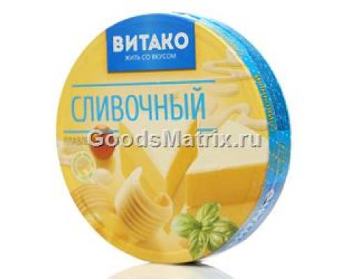 Сыр плавленый Сливочный ТМ ВИТАКО, 140 г