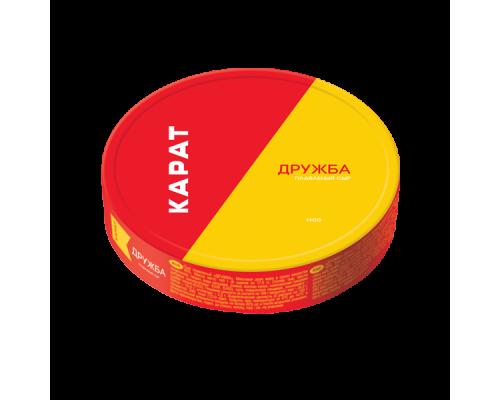 Сыр плавленый ТМ Карат Дружба, 55%, 140 г