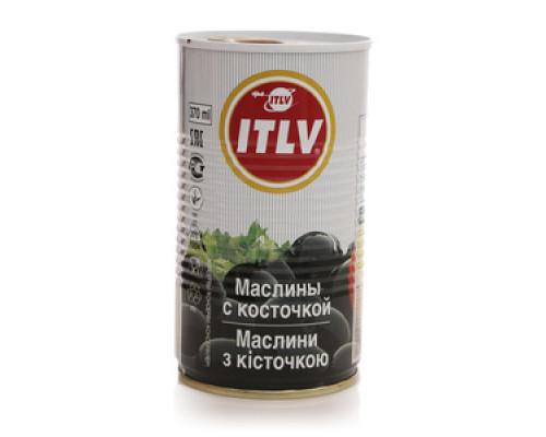 Маслины с косточкой  ТМ ITLV (Итлв)