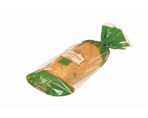 Батон Черемушки с пшеничными отрубями в/с в нарезке 350г