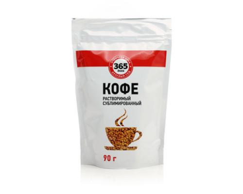 Кофе растворимый ТМ 365 дней