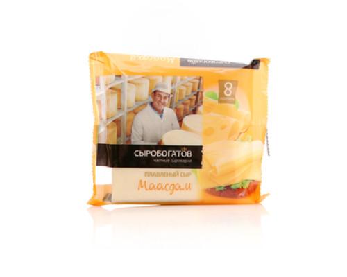 Плавленый сыр Маасдам ТМ Сыробогатов