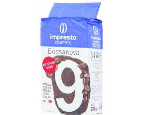 Кофе Bossanova Impresto, молотый, 250 г