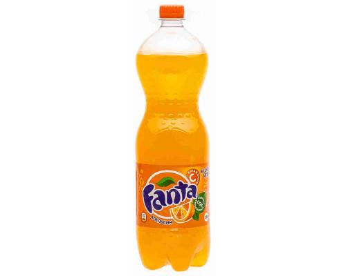 Напиток Fanta апельсин б/алк газ 1.5л пэт