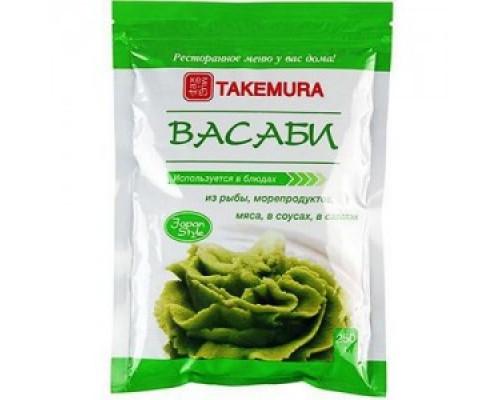 Васаби ТМ Takemura (Такемура) в порошке, 250 г