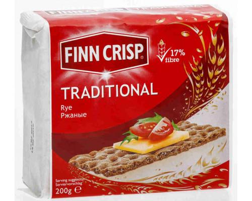 Хлебцы Finn Crisp Традиционные 200г