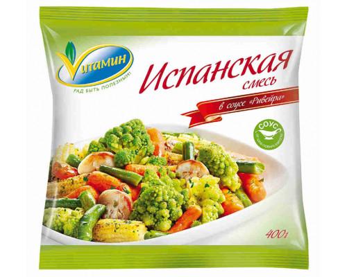 Испанская смесь Vитамин Ривейра в соусе с/м 400г