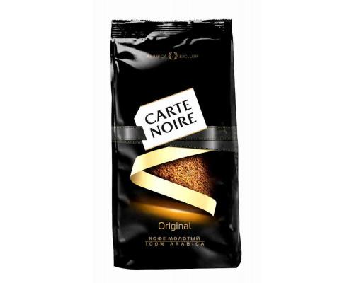 Кофе Carte Noire натуральный жареный молотый 230г пак