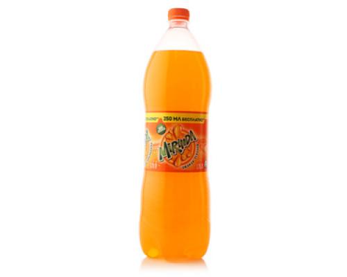 Напиток MIRINDA освежающий вкус апельсина, 1,75 л