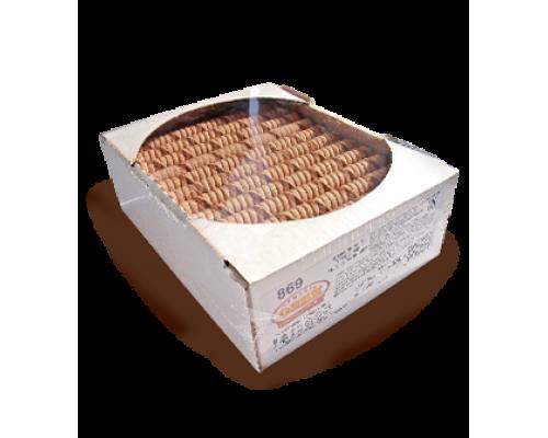 Вафельные трубочки ТМ Семейка Озби, шоколадные, 650 г