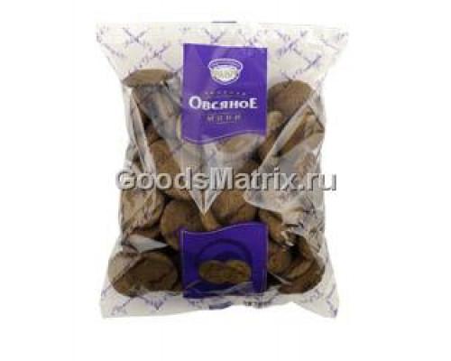 Печенье овсяное ТМ Полет, мини, 400 г