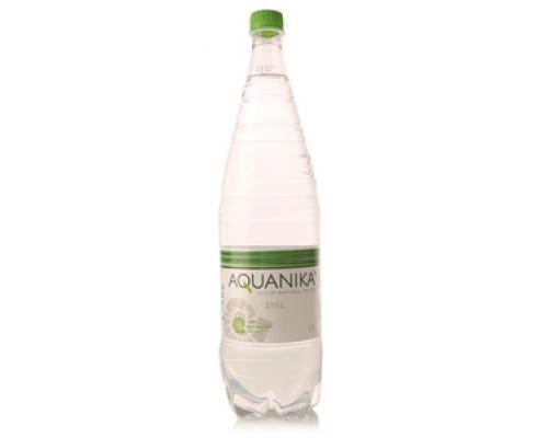 Вода природная питьевая негазированная ТМ Aquanika (Акваника)