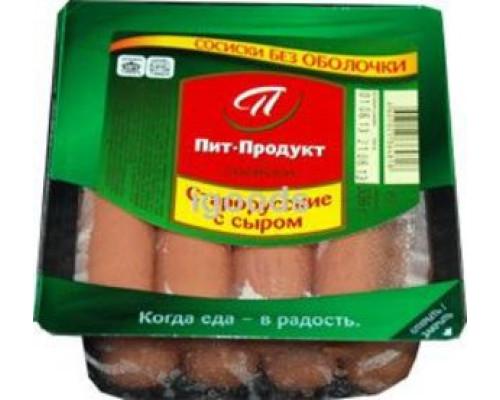 Сосиски Старорусские с сыром ТМ Пит-Продукт