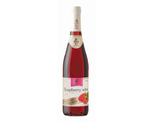 Винный напиток Fruit GWC raspberry малина 11% об. 0.7л стеклянная бутылка