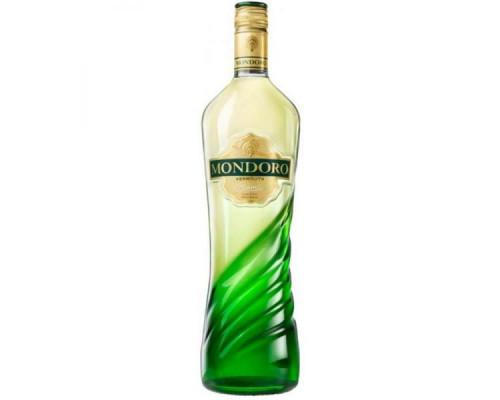 Вермут Mondoro Bianco, белый, полусладкий, 15%, 1 л