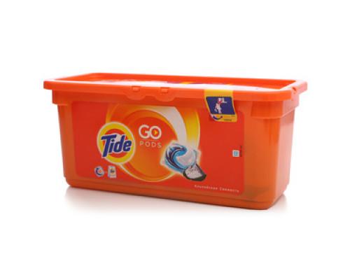 Средство для стирки в капсулах 30*25,2 Г Альпийская свежесть ТМ Tide (Тайд)