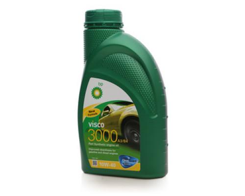 Масло моторное полусинтетическое Visco(виско) 3000 10W-40 ТМ Bp (бипи)