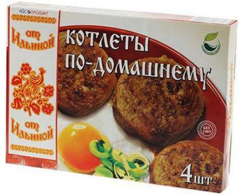 Котлеты ТМ От Ильиной, по-домашнему 300 г