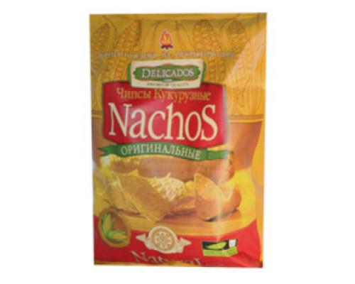 Чипсы ТМ Delicados (Деликадос), Начос кукурузные оригинальные 150 г