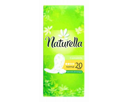 Прокладки Naturella Normal ежедневные 20шт