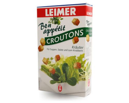 Крутоны с зеленью ТМ Leimer(Лимер)