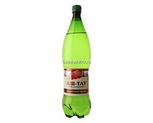 Вода минеральная питьевая лечебно-столовая газированная Аш-Тау, 1,5 л