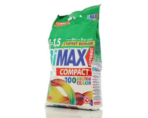 Стиральный порошок универсальный BiMax 100 цветов Color Automat ТМ BiMax (БиМакс)