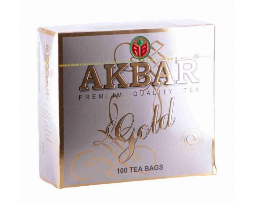 Чай черный ТМ ТМ Akbar (Акбар), 100 пакетиков 200 г