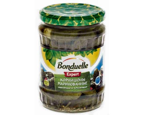 Корнишоны Bonduelle маринованные 580мл ст/б