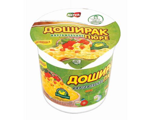 Пюре картофельное Доширак со вкусом курицы 40г т/ст