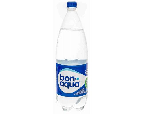 Вода питьевая BonAqua сил/газ 2л пэт