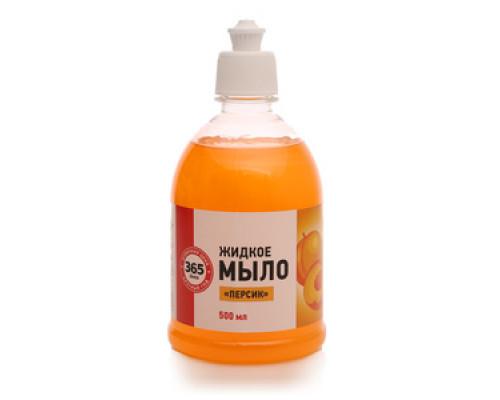Мыло жидкое Персик ТМ 365 дней