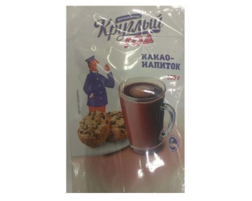 Какао-напиток Круглый Год Аппетитно раст., 100 г