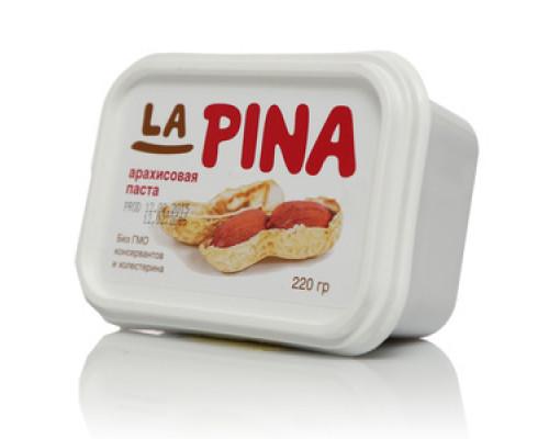 Паста арахисовая ТМ La Pina (Ла Пина)