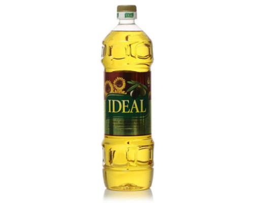 Масло подсолнечное с добавлением оливкового ТМ Ideal (Идеал)