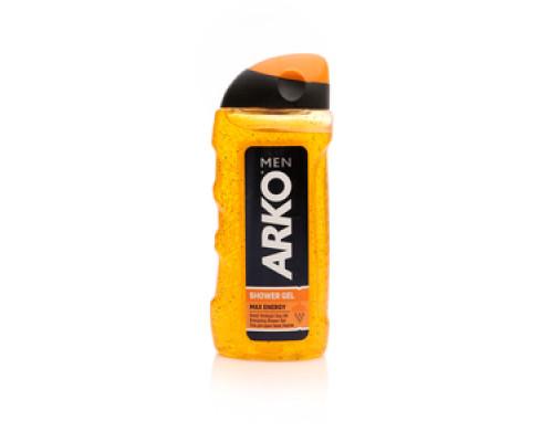 Гель для душа заряд энергии ТМ Arko (Арко)