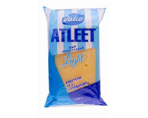 Сыр Atleet Light Эдам ТМ Valio (Валио), 40%, 210 г