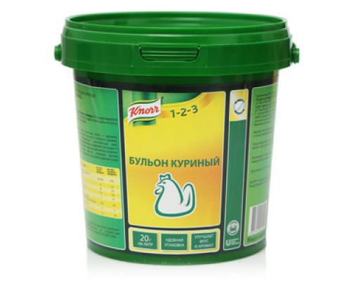 Бульон куриный сухая смесь ТМ Knorr (Кнорр)