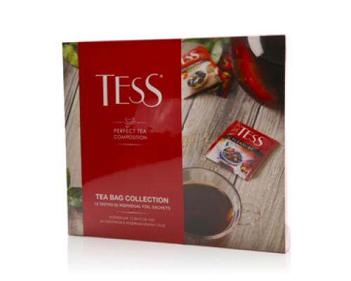 Набор чая и чайных напитков в пакетиках ТМ Tess (Тесс)