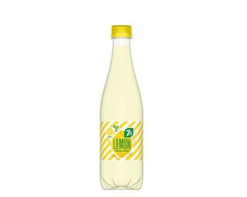 Напиток ТМ 7-UP (Сэвэн-ап) Lemon, газированный, 0,5 л