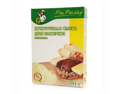 Кукурузная смесь для выпечки ТМ Мак Мастер