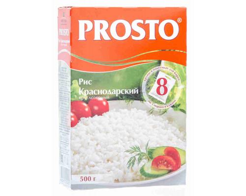 Крупа рис Prosto Краснодарский 500г