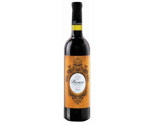 Вино столовое Cabernet barocco красное п/сл 0,7л