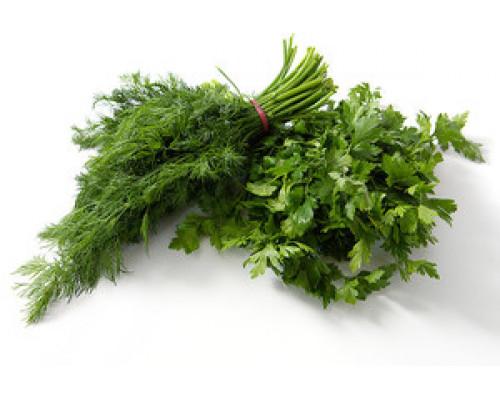Ассорти свежей зелени (укроп, петрушка) ТМ Alice Garden (Элис Гардэн)
